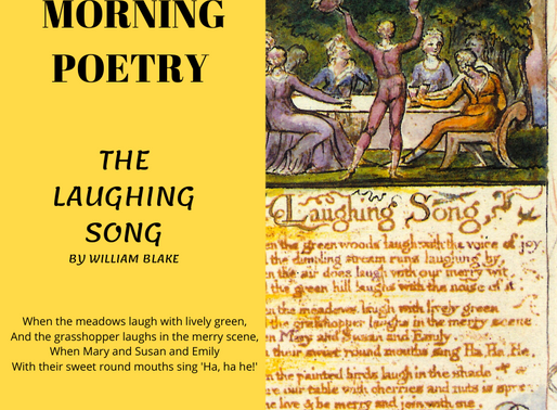 The Laughing Song by William Blake