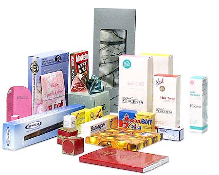 Коробки и упаковка с печатью на заказ