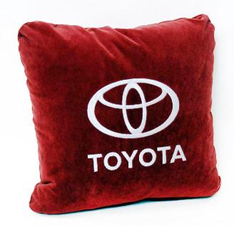 подушка с вышивкойкорпоративные сувениры с логотипом