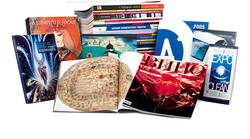 Рекламные каталоги и буклеты
