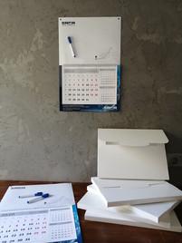 календари с магнитно маркерным топом пиши стирай