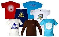 Текстильные изделия – футболки, поло, толстовки, майки с печатью и вышивкой логотипа по фирменному стилю на заказ, выполненные в рекламно-производственной компании BTL print