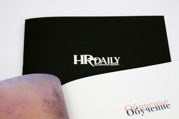 печать шелкографией буклетов из дизайнерской бумаги и кальки
