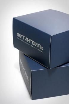 Коробки из картона по индивидуальному заказу напечатанные в типографии полного цикла BTL print