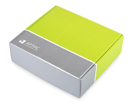 коробка мгк с кашировкой