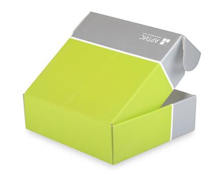 самосборная кашированная коробка