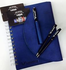 флешка ручка ежедневник с печатью логотипа на заказ
