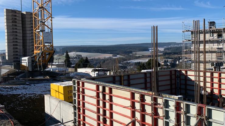 Baustellen-Update: SCHWARZWALDBLICK   Dornstetten