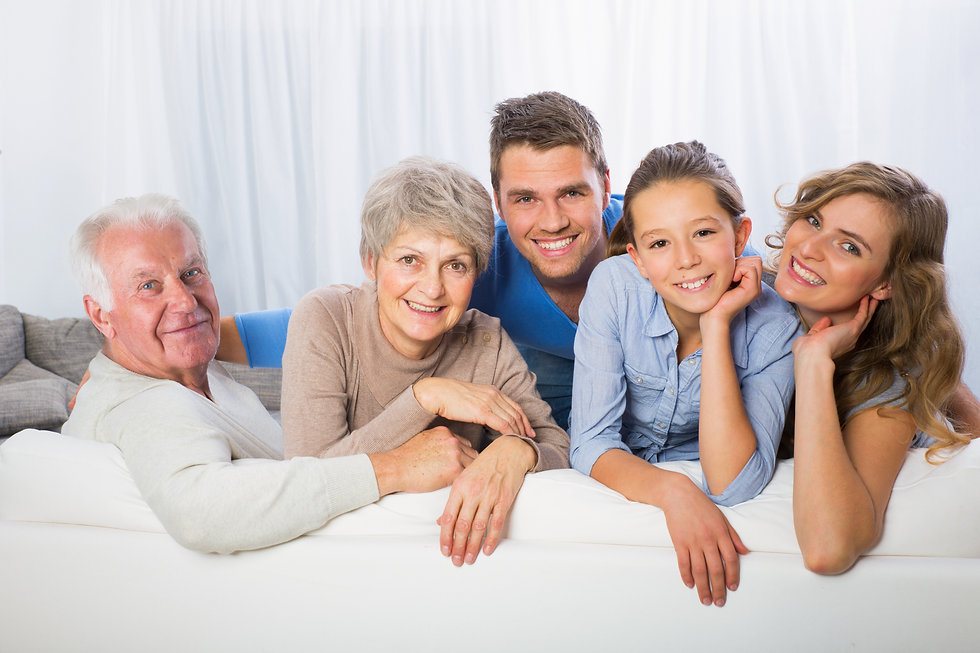 2018-09-11 Werbebild Familie SONNENGASSE