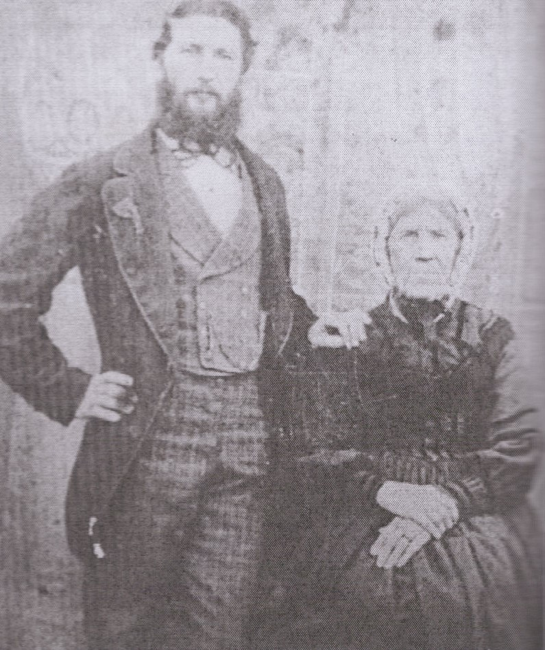 Thomas Fardy and his wife Catherine.