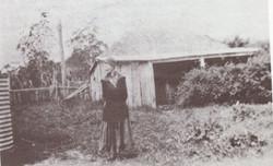Julia Hanrahan Post Mistress 1910- 1937.