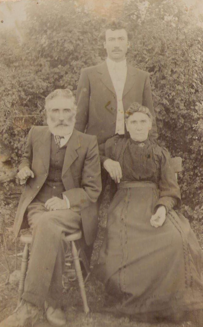 Edward Hotham and Elizabeth Hotham and t