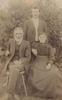 Edward Hotham and Elizabeth Hotham