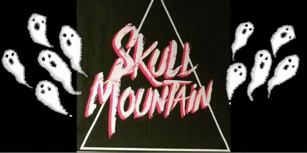 Bad Ghost at Skull Mountain