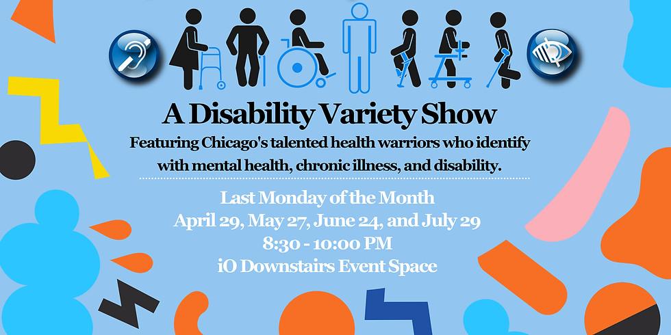 Who Dis?!  - A Disability Variety Show