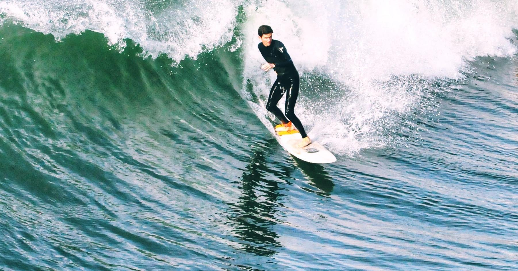 Surfer, Huntington Beach