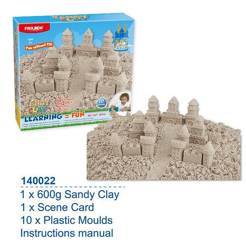Sandy Claysnow castel