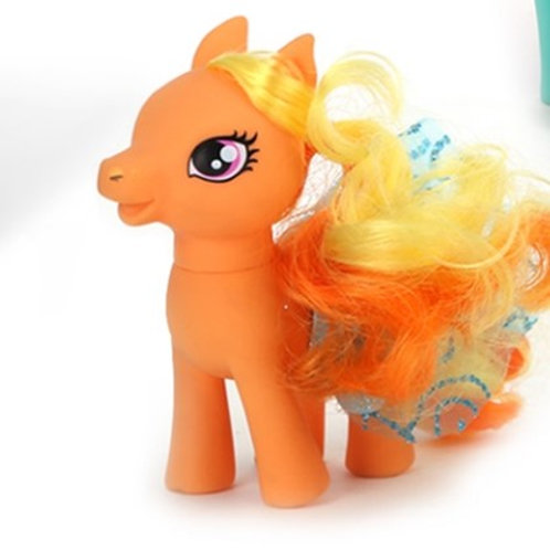 Pony Myth Small (orange)