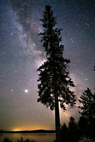 Countless stars