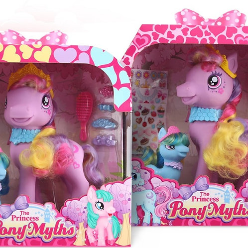 Pony Myths Large & Small