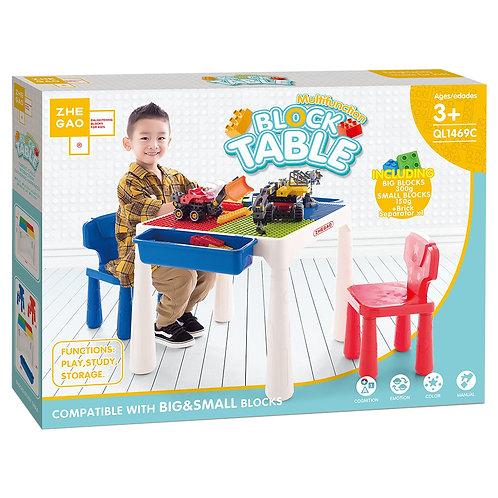 Building BlockTable Toys