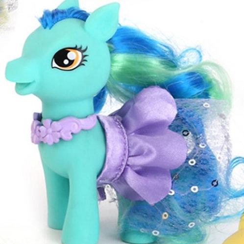 Pony Myth Small (Green)