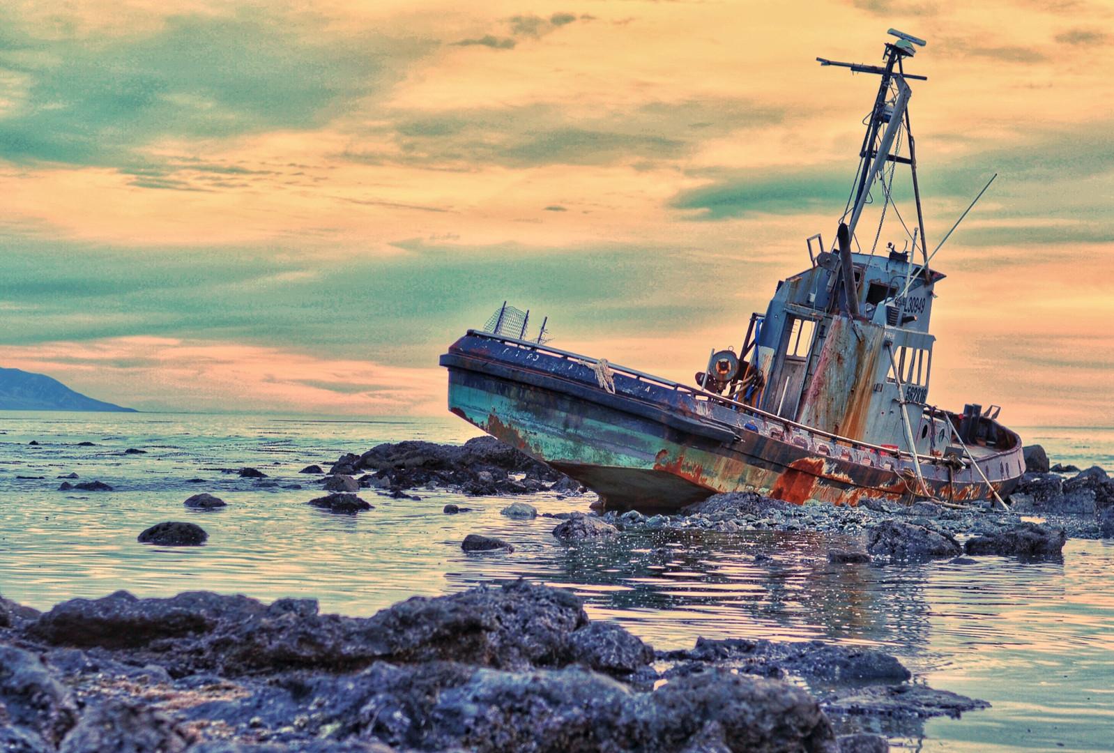Cambria shipwreck