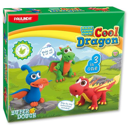 Super dough- 3 in 1 Cool dragon