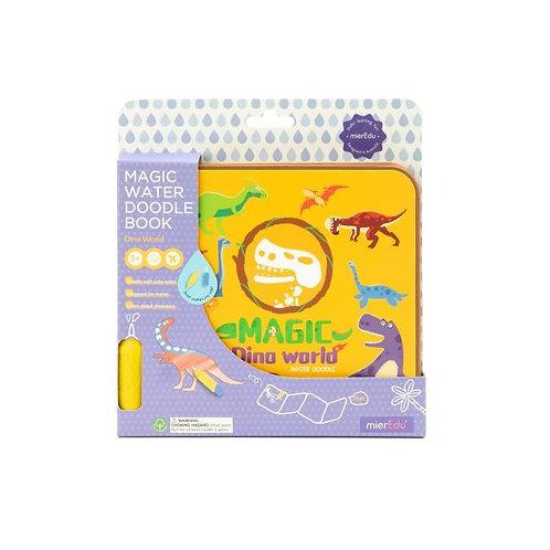 Magic Water Doodle Book - Dino World