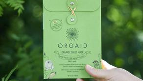 ORGAID - Malin Glitterstjärna recenserar!