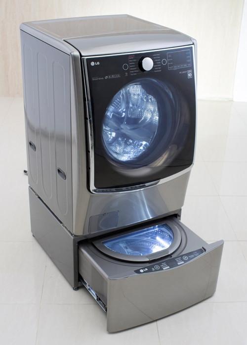 LG Twin Wash System, δύο πλυντήρια σε ένα