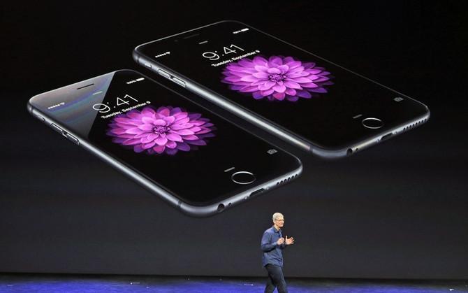 Ρεκόρ προπαραγγελιών! 4 εκατομμύρια iphone 6 και ιphone 6 plus σε 24 ώρες.
