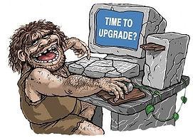 upgrade pc hardware αναβάθμιση υλικού ηλεκτρονικού υπολογιστή