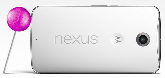 Nexus 6, Το 1ο κινητό phablet της Google με Android 5.0 Lollipop!
