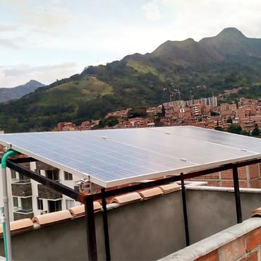 energia solar edificio copacapaban panel