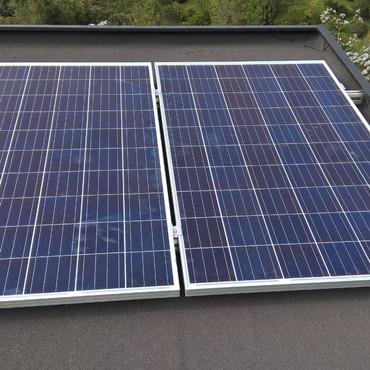 Sistema Energía Solar Conectado a la Red