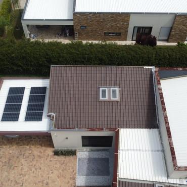 Beneficios de sistemas de energía solar