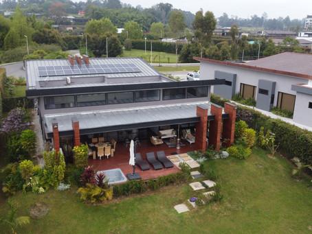 8 beneficios de la energía solar residencial