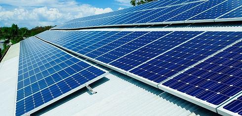 Paneles Solares en Empresas