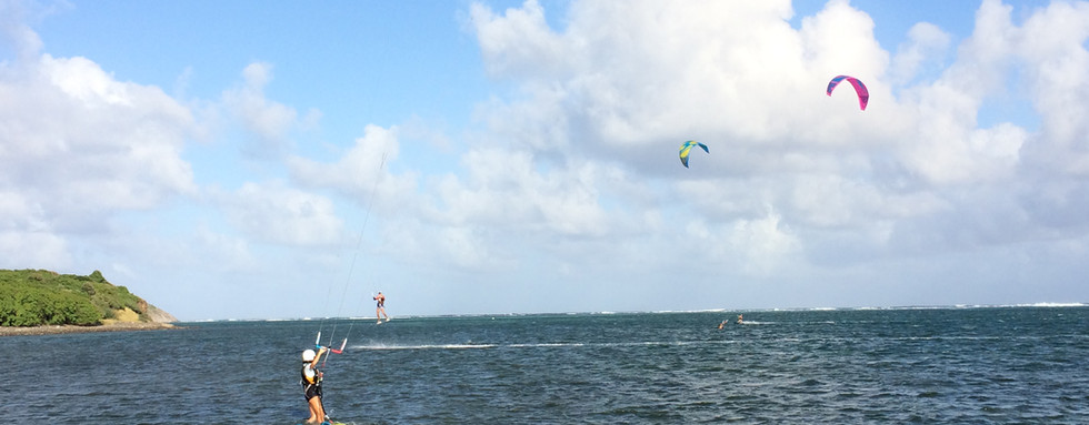 Cours initiation kite