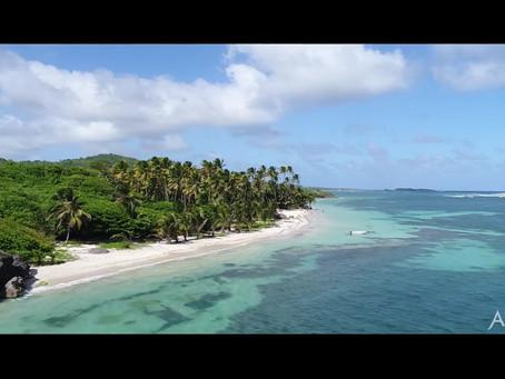 Carnet de voyage kite en Martinique