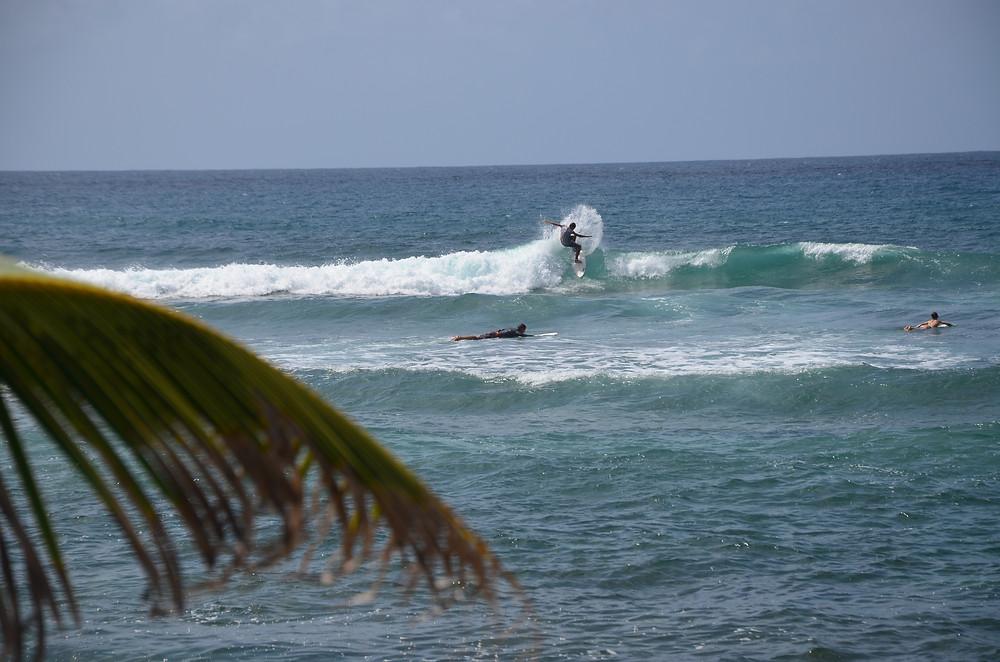 hébergement, kite, kite surf, Martinique