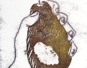 Sabine Rufener Illustration Buchillustration Fontane Birne