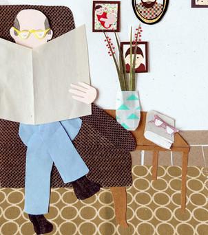 Sabine Rufener Illustration wireltern Patchwork