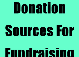 101 Fundraising Auction Donations Sources