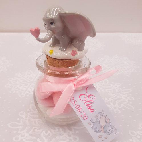 Bocal Dumbo rose