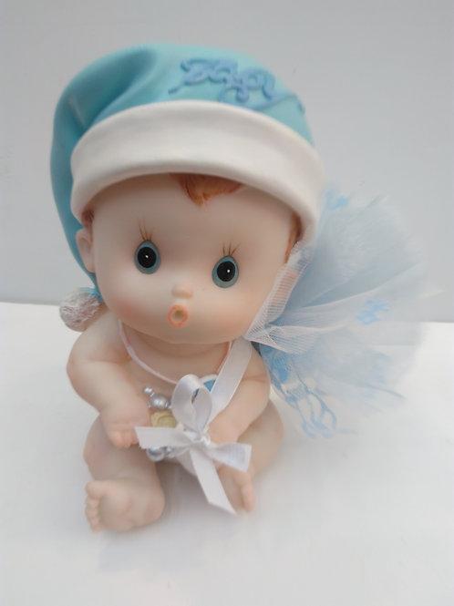 Tirelire Bébé bonnet