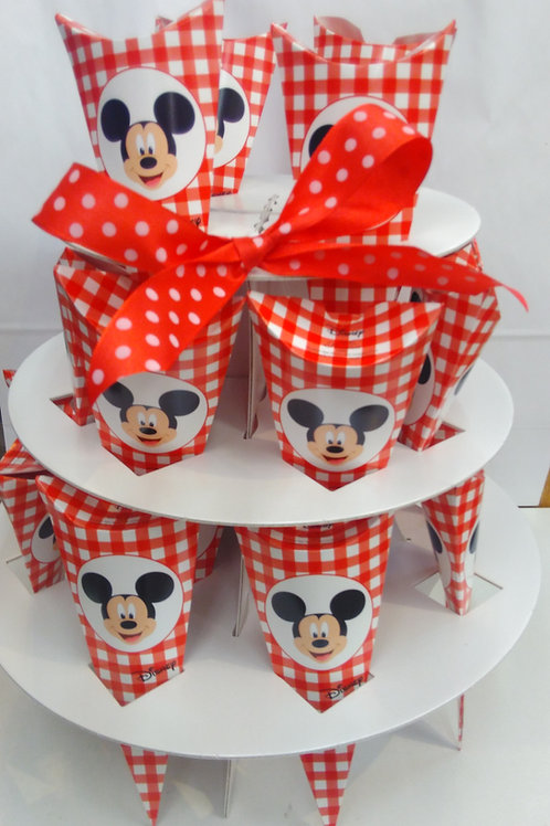 Présentoir 24 cornets Mickey