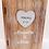Thumbnail: Boite à photos en bois personnalisée