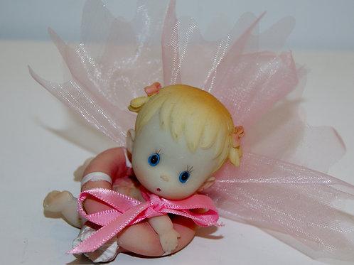 Bébé bouée fille